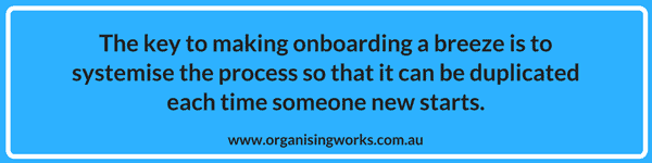 How to Make your Team Onboarding Process