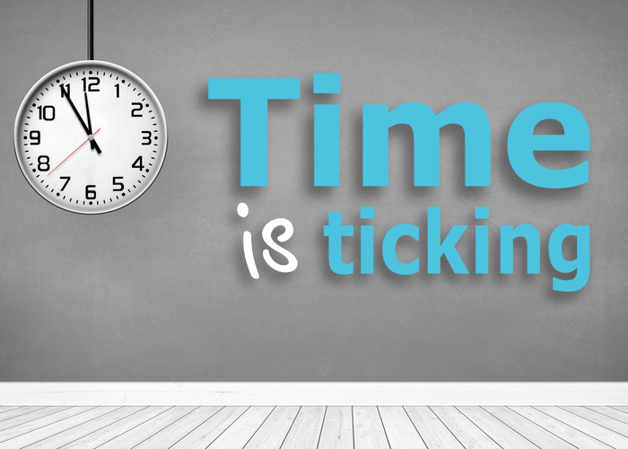 Time-is-ticking