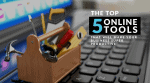 The Top 5 Online Tools That Will Make You and Your Business Super Productive (Including the ones that I use everyday and 4 of them are Free)