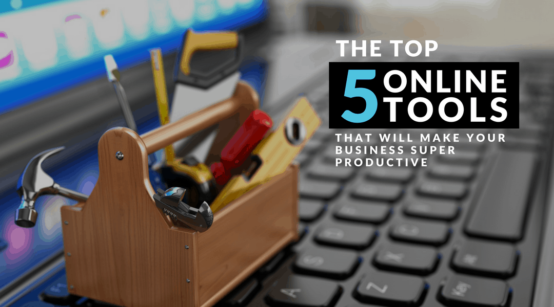The Top 5 Online Tools